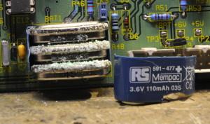 Dit was ooit een batterij