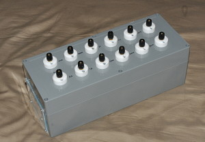 De teflon isolators