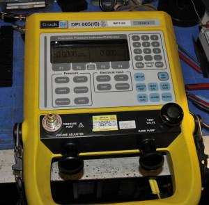 DPi-605 na reparatie