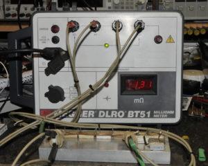 Testing after repair